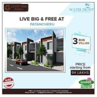 Independent Houses for Sale in Patancheru  Good Time Builders